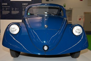 Vorserie VW 30 (Porsche Typ 60) - Prototype of the Volkswagen Beetle (1937)