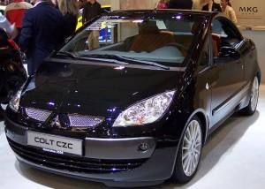 Mitsubishi_Colt_CZC_black_vl_2006_EMS