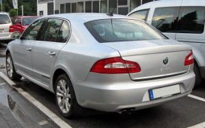 Skoda_Superb_II_20090611_rear