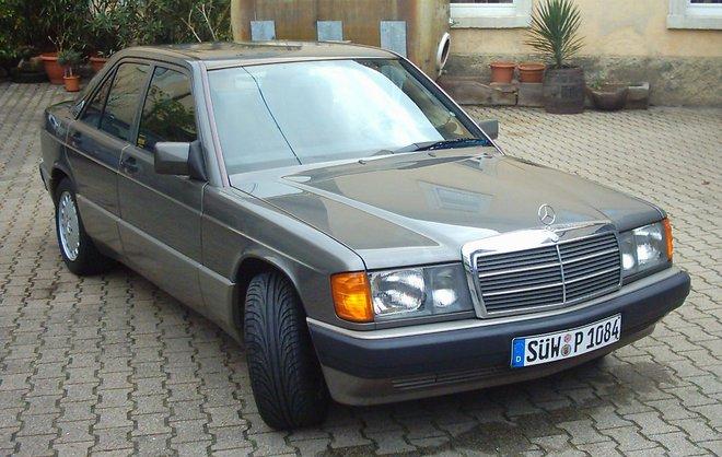 Mercedes-Benz C-Class (1983 – 1992