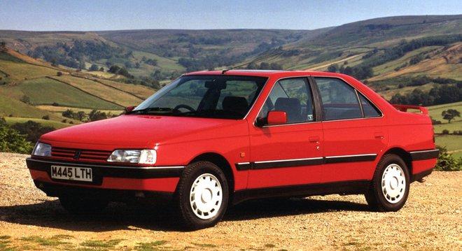 Peugeot 405 (1987 – 1991)