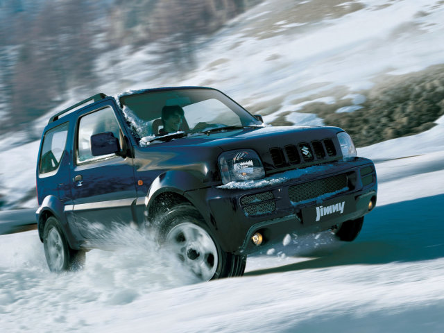 Suzuki_Jimny_SUV 3 door_2006