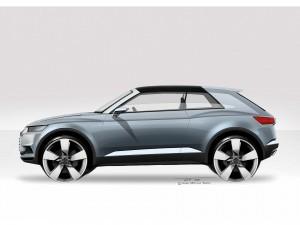 Concept Car Audi crosslane coup /Design