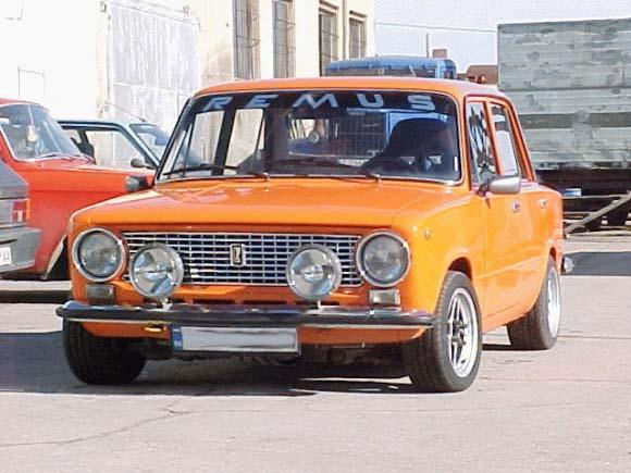 Lada 21011 фото