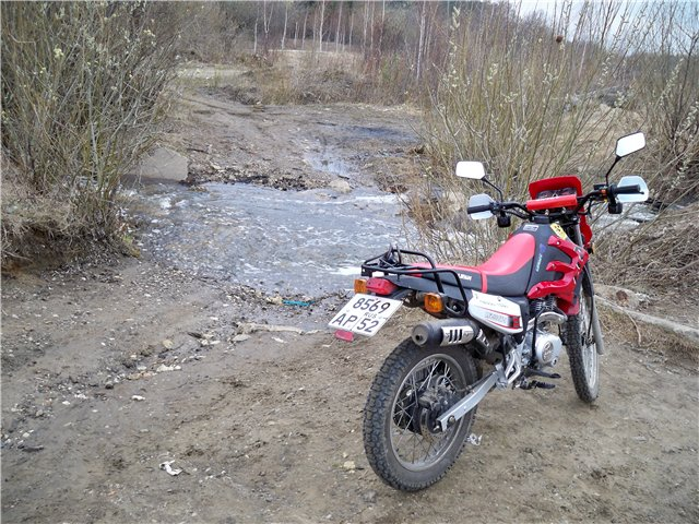 Lifan LF200GY5   быстрый набор скорости. фото