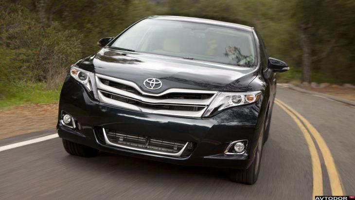 Toyota Venza 2013г. Обзор кроссовера фото