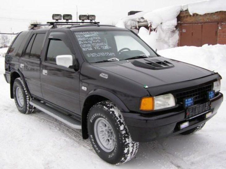 Opel Frontera фото