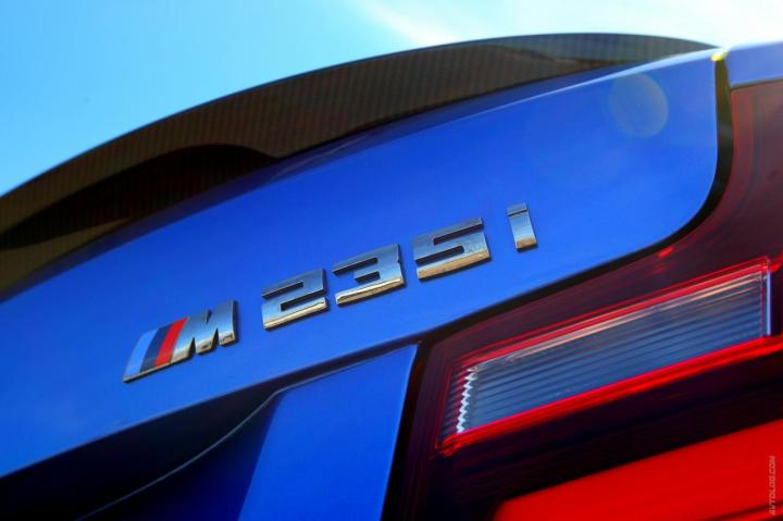 M235i Track Edition
