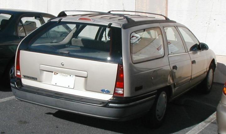 Ford-Taurus-Wagon