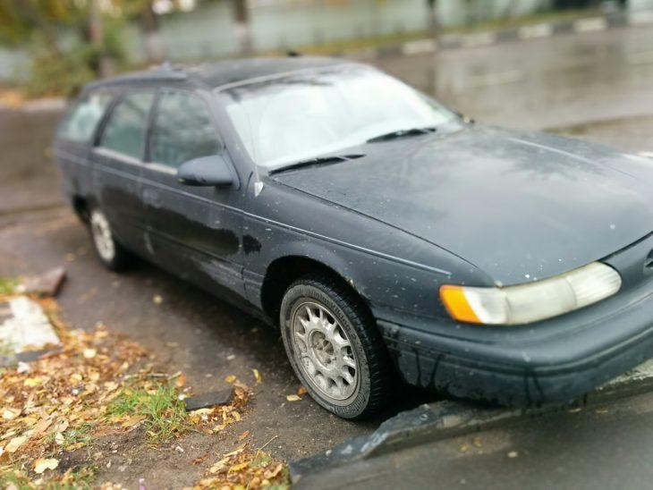 Форд Таурус 1992