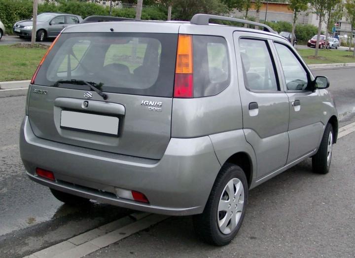 Suzuki_Ignis_rear_20080820