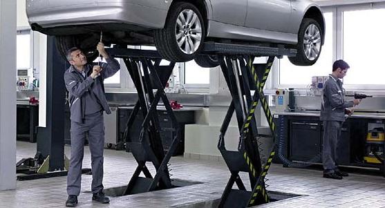 Техническое обслуживание BMW 3