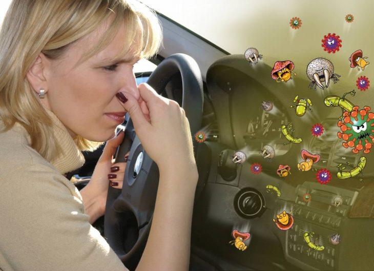 Как сделать запах в автомобиле 230