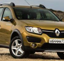 Renault Sandero Stepway 2015 2016: обзор, технические характеристики, цена. фото