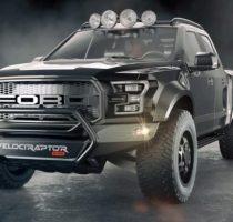 В Hennessey готовят шестиколесный Ford Raptor фото