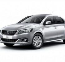 Обновленный Peugeot 301 фото