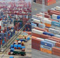 применение грузовых контейнеров