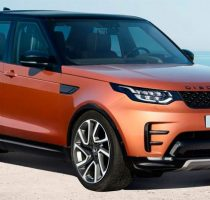 Новый Land Rover Discovery 5 2017: обзор, технические характеристики, цена фото