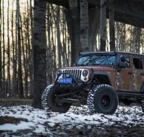 Jeep Wrangler от Vilner фото