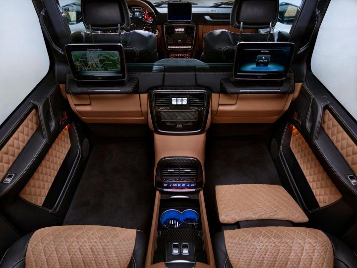 Новый Mercedes Maybach Landaulet G650 фото
