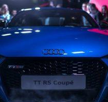 Новая Audi TT RS уже в России фото