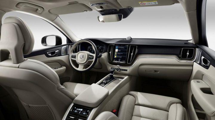 Премиальный  Volvo XC60 фото