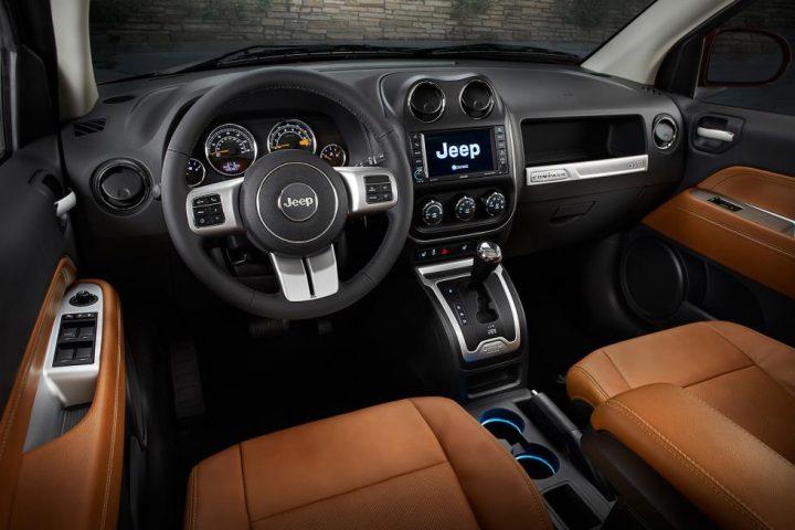 Встречайте Jeep Compass фото