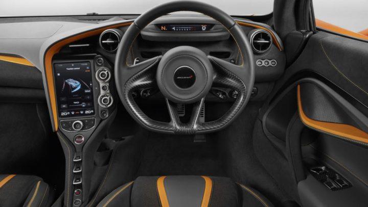 McLaren 720S в онлайн продаже фото