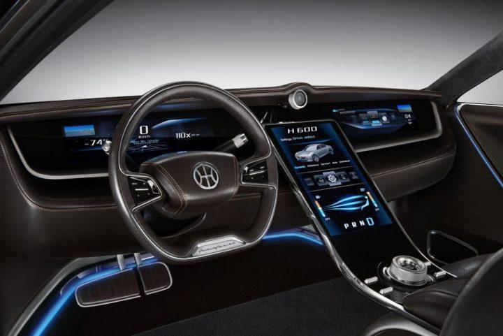 Hybrid Kinetic H600 Pininfarina станет главным конкурентом Теслы фото