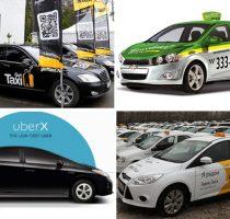 Яндекс.Такси, GetTaxi или Uber: что лучше? фото