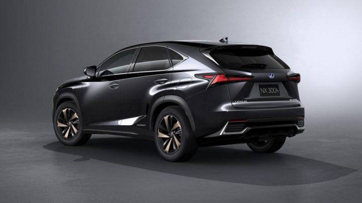Новый Lexus NX фото