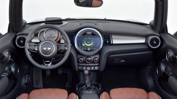Mini Cabrio Cooper S везут в Россию фото