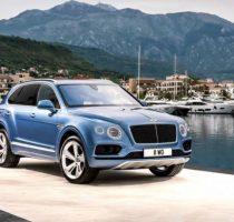 Дизельный Bentley Bentayga фото