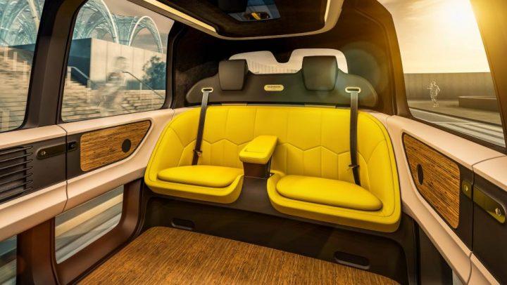 Робомобиль от Volkswagen фото