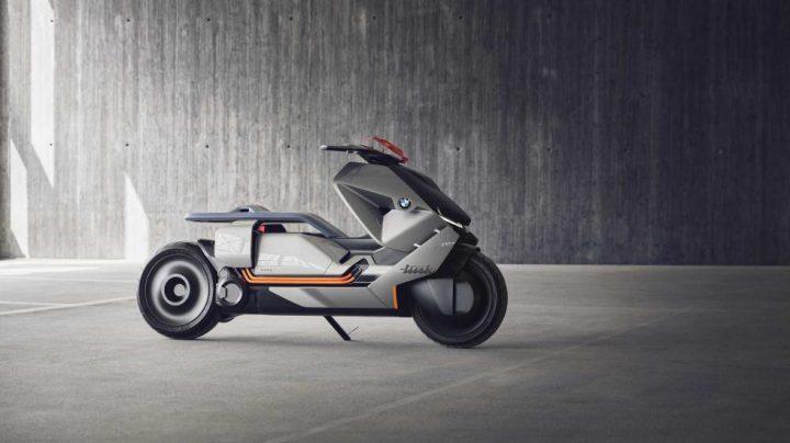BMW представила байк фото