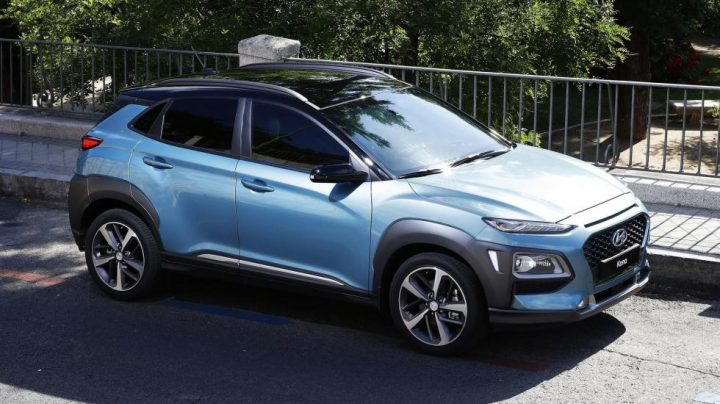 Новый Hyundai Kona фото