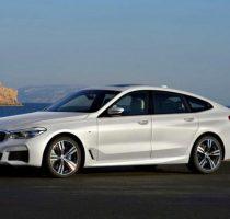 Новая BMW GT фото