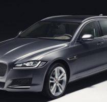 Новый Jaguar XF Sportbrake фото