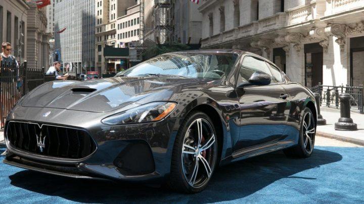 Обновленный Maserati GranTurismo фото
