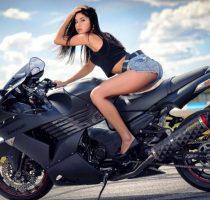 Учимся правильно ухаживать за мотоциклом фото