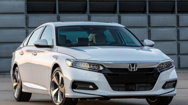Великолепная Honda Accord фото
