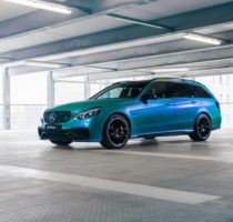 Обновленный Mercedes AMG E 63 S Estate фото