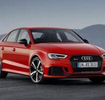 Ускорение Audi RS 3 фото