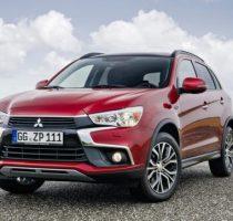 Кроссовер Mitsubishi ASX возвращается на российский рынок фото