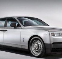 Rolls Royce Phantom нового поколения фото
